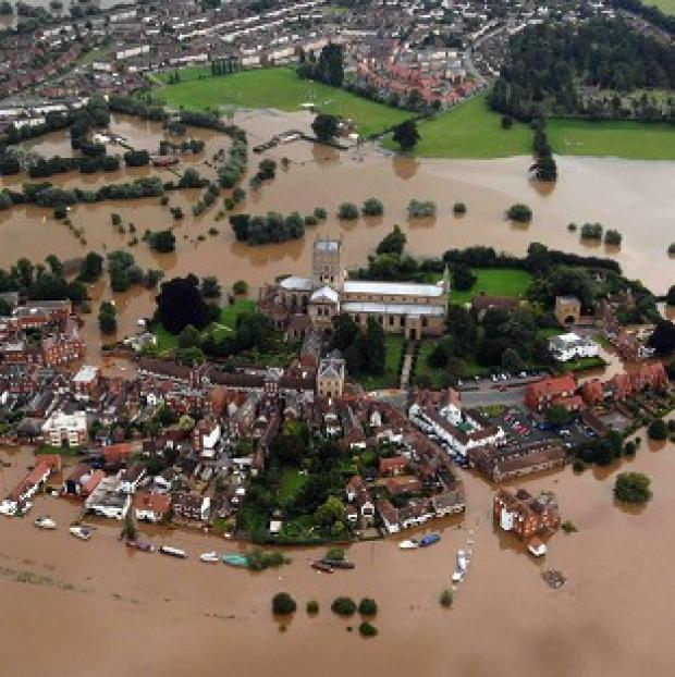 Lancaster And Morecambe Citizen: Met Office's chief scientist Dame Julia Slingo delivered a grim warning that the country should prepare itself for more flooding events in future