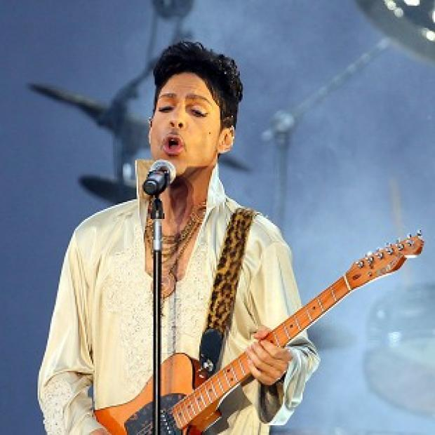 Lancaster And Morecambe Citizen: Prince arrived in the UK earlier this month ahead of an 'open-ended' series of gigs