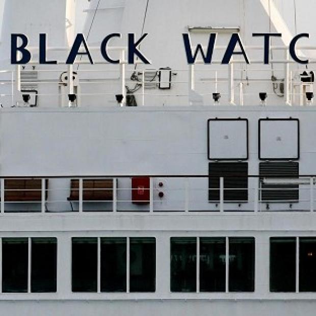 Lancaster And Morecambe Citizen: The Black Watch cruise liner has been forced to dock off Chile because of mechanical problems