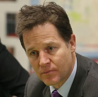 Lancaster And Morecambe Citizen: Future generations will be burdened if Britain does not pay down its debt mountain, says Nick Clegg