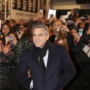 Lancaster And Morecambe Citizen: Actor George Clooney wrote, directed and stars in the Second World War film The Monuments Men