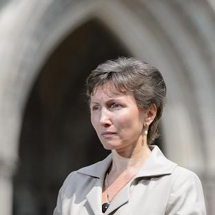 Lancaster And Morecambe Citizen: Marina Litvinenko, the widow of the former KGB spy Alexander Litvinenko who was poisoned with radioactive polonium-210,  today won a ruling in the latest round of her legal battle for a public inquiry into her husband's death.
