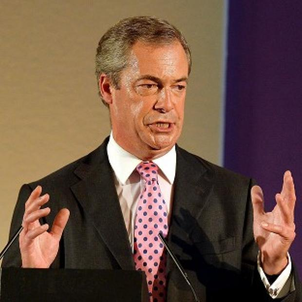 Lancaster And Morecambe Citizen: Nigel Farage says police have been called four times over abu
