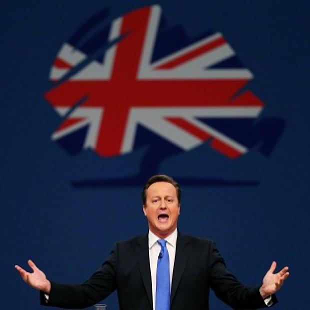 Lancaster And Morecambe Citizen: David Cameron's party recieved more than 4.8 million pounds in donations during the fourth quarter of 2013