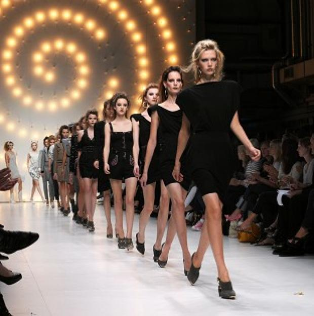 Lancaster And Morecambe Citizen: London Fashion Week is getting under way