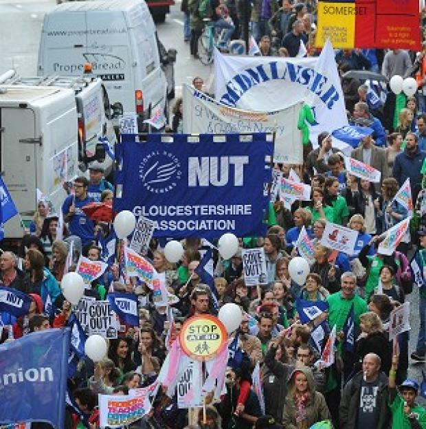"Lancaster And Morecambe Citizen: NASUWT's national executive said it remains ""deeply concerned"" about Government education policies, but its members will not be staging a walkout this term"
