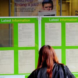 Lancaster And Morecambe Citizen: The latest unemployment figures are due to be published on Wednesday