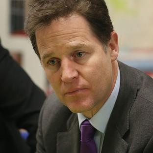 Lancaster And Morecambe Citizen: Nick Clegg has condemned the practice of confining mentally ill people to a police custody suite when appropriate services are not available