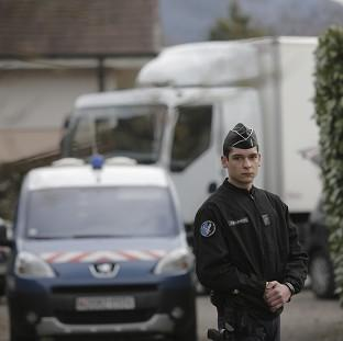 Lancaster And Morecambe Citizen: Police in the French Alps are questioning a man over the murders of a British engineer and his family