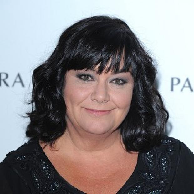 "Lancaster And Morecambe Citizen: Dawn French is ""sick with excitement"" about her solo tour."