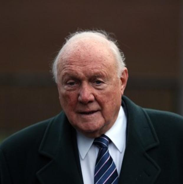 Lancaster And Morecambe Citizen: Stuart Hall will appear in court today