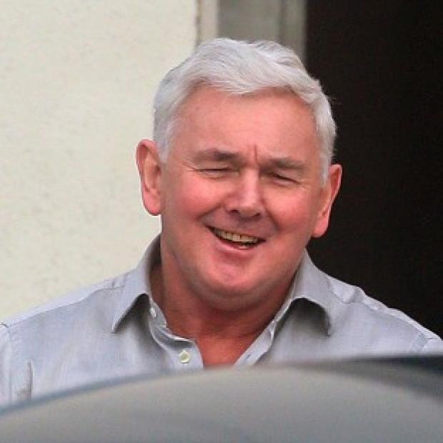 Lancaster And Morecambe Citizen: Drug lord John Gilligan, the chief suspect in the murder of journalist Veronica Guerin, has been shot