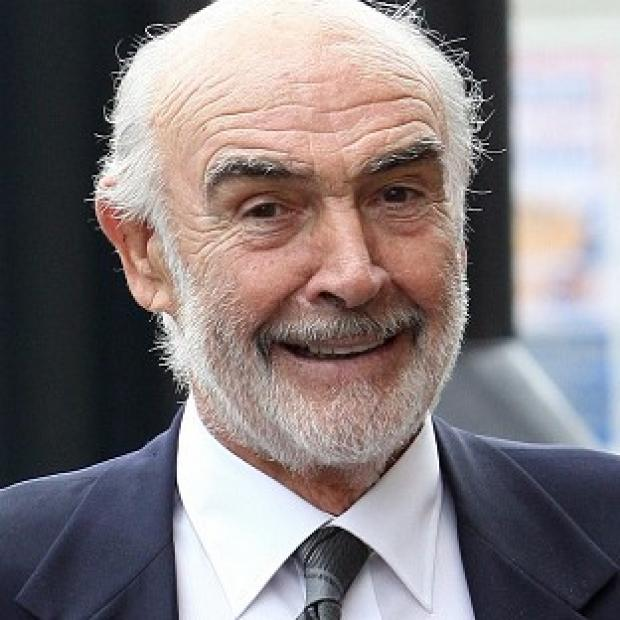 Lancaster And Morecambe Citizen: Sir Sean Connery said a vote in favour of leaving the UK in September's referendum would 'capture the world's attention'