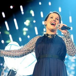 Lancaster And Morecambe Citizen: Sam Bailey has had to postpone her tour after she found she is pregnant