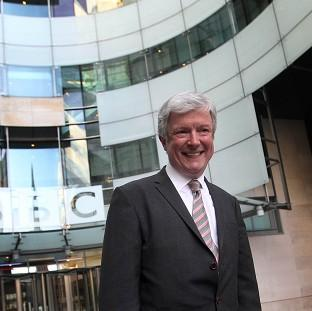 Lancaster And Morecambe Citizen: BBC director-general Tony Hall who has confirmed plans to make digital channel BBC3 an online-only service next year