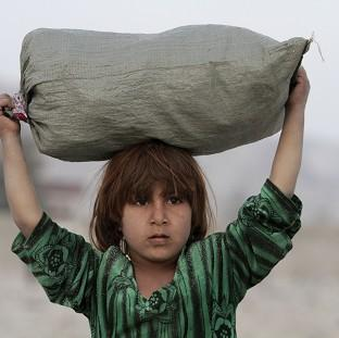 Lancaster And Morecambe Citizen: Afghanistan is one of the most difficult places in the world to deliver aid (AP)