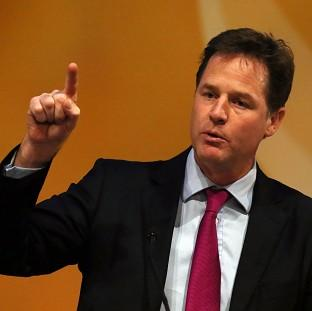 Lancaster And Morecambe Citizen: Nick Clegg called on Russia to enter into 'civilised dialogue' about Ukraine