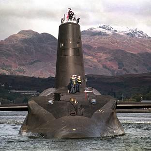Lancaster And Morecambe Citizen: HMS Vanguard is to have its reactor refuelled after a test reactor was found to have a small internal leak of radiation
