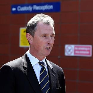 Lancaster And Morecambe Citizen: Nigel Evans, who is on trial at Preston Crown Court, denies nine sex offences