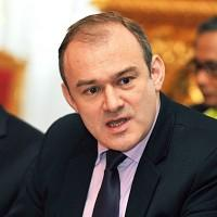Lancaster And Morecambe Citizen: Ed Davey says the Government is acting to bring in Quick Response (QR) codes because suppliers had been dragging their feet over introducing them voluntarily