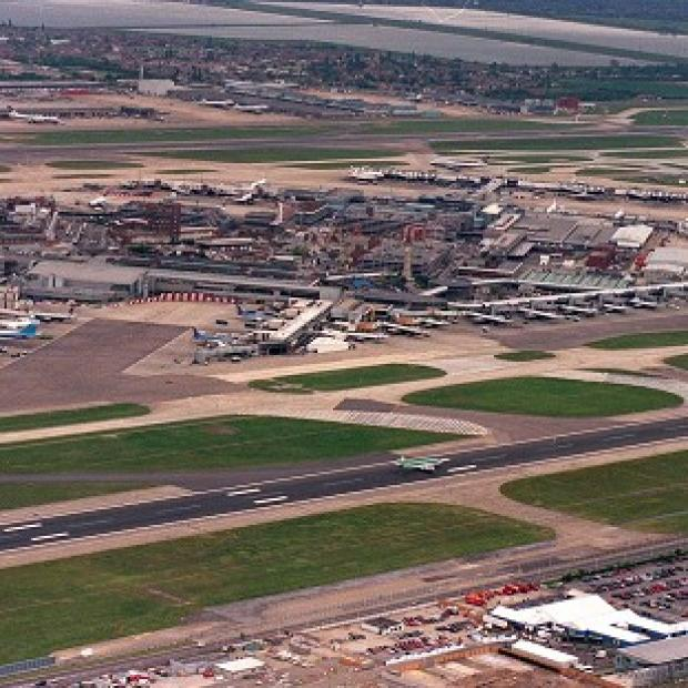 Lancaster And Morecambe Citizen: Heathrow Airport's new �2.5 billion Terminal 2 will open in June
