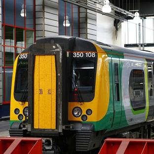 Lancaster And Morecambe Citizen: London Midland is investigating the comment, which was made over the train's speaker system as it pulled into Telford Central