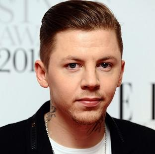 Lancaster And Morecambe Citizen: Professor Green has been charged with drink-driving