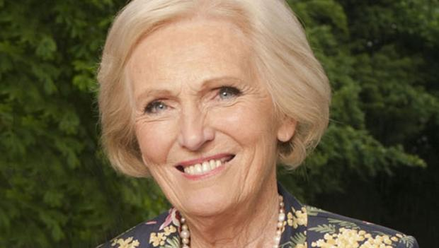 Lancaster And Morecambe Citizen: Cookery writer and broadcaster Mary Berry
