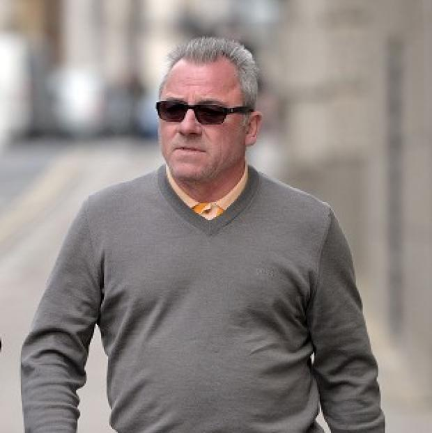 Lancaster And Morecambe Citizen: Edward Terry, father of footballer John Terry, was cleared at the Old Bailey of a racially aggravated assault