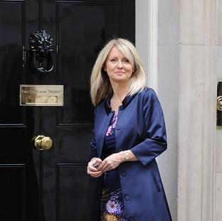 Lancaster And Morecambe Citizen: Employment Minister Esther McVey hailed the employment figures