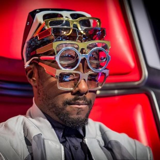 Lancaster And Morecambe Citizen: Will. i. am lost 19-year-old Iesher Haughton in The Voice (PA/BBC)