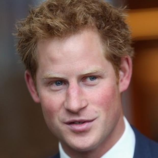 Lancaster And Morecambe Citizen: Prince Harry and girlfriend Cressida Bonas went on a