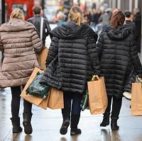 Lancaster And Morecambe Citizen: High street sales rose 1.7% in February as better weather tempted shoppers out