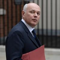 Lancaster And Morecambe Citizen: Iain Duncan Smith said the reform had ensured that working-age social tenants received taxpayer support only for the number of rooms they actually needed
