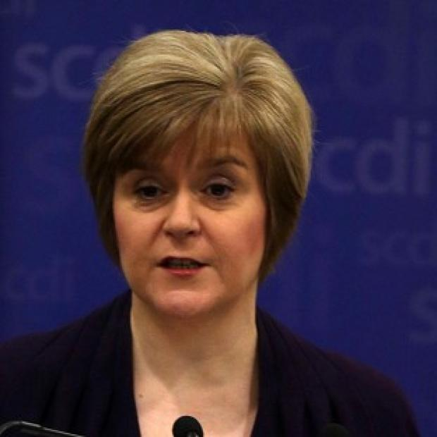 Lancaster And Morecambe Citizen: Nicola Sturgeon said reports that a pro-union government minister believes there would be a currency union between an independent Scotland and the rest of the UK reports gave a big boost to the Yes campaign.
