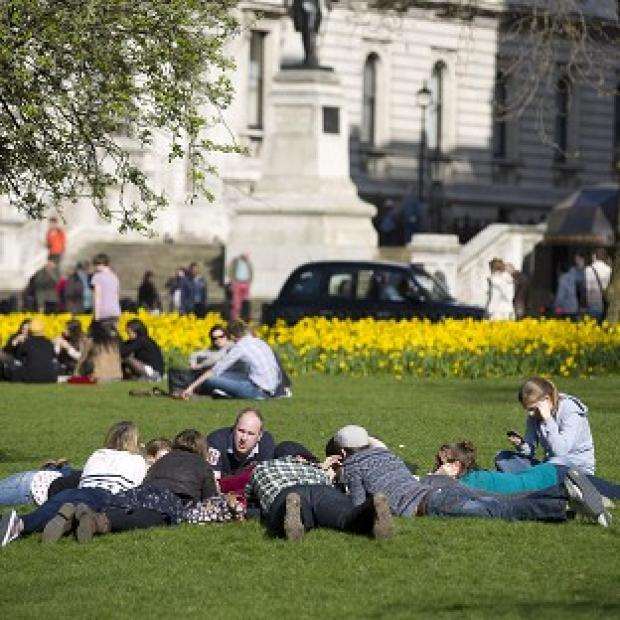 Lancaster And Morecambe Citizen: Britain will be warmer than mainland Spain and Ibiza next week as temperatures here reach 20C (68F), forecasters say.