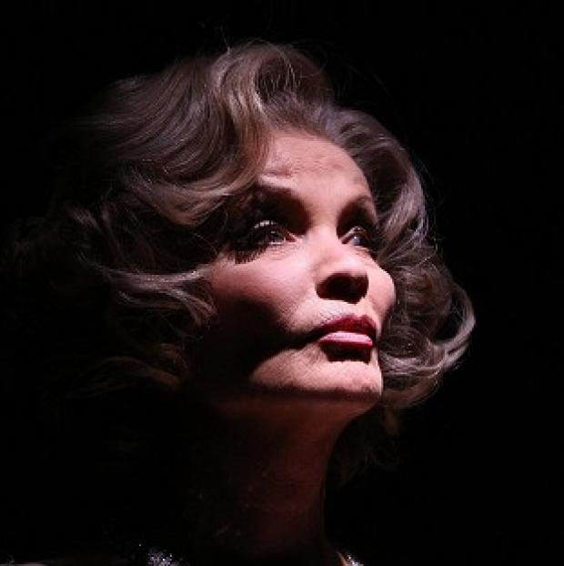 Lancaster And Morecambe Citizen: Former soap star Kate O'Mara, pictured here as Marlene Dietrich, has died aged 74