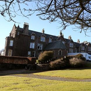 Lancaster And Morecambe Citizen: Andy Murray bought Cromlix, three miles from his home town of Dunblane, in February last year