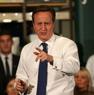 Lancaster And Morecambe Citizen: Prime Minister David Cameron will take part in a question and answer session with employees