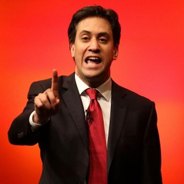 Lancaster And Morecambe Citizen: Labour's front bench have hailed party leader Ed Miliband's performance since being elected party leader