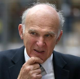 Lancaster And Morecambe Citizen: Business Secretary Vince Cable who is being recalled to the business select committee on April 29 to give further evidence over the privatisation of the Royal Mail