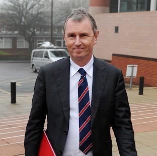 Lancaster And Morecambe Citizen: Former deputy speaker of the House of Commons Nigel Evans faces nine charges of sexual offences
