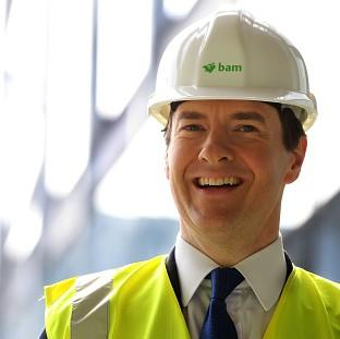 Lancaster And Morecambe Citizen: Chancellor George Osborne says Britain is going to have the most competitive export finance in Europe