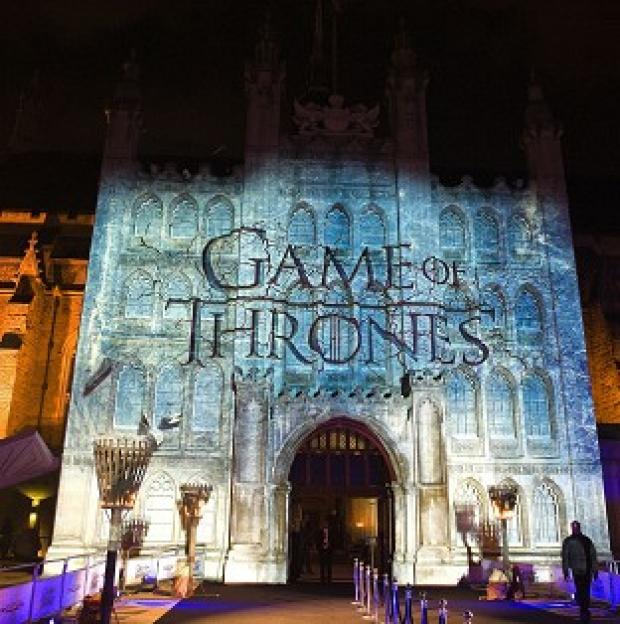 Lancaster And Morecambe Citizen: London's Guildhall recently hosted the premiere of season four of Game of Thrones