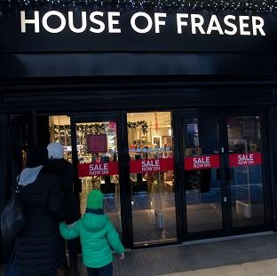 Lancaster And Morecambe Citizen: House of Fraser has sold a majority stake in its business to Chinese conglomerate Sanpower