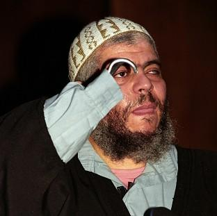 Lancaster And Morecambe Citizen: Abu Hamza is facing a terror trial in New York