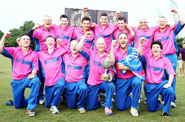 Lancaster And Morecambe Citizen: Last year's champions squeezed through in the T20