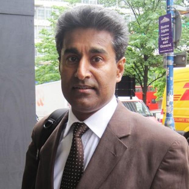 "Lancaster And Morecambe Citizen: Raj Mattu was ""vilified and bullied"" by the University Hospital of Coventry and Warwickshire NHS Trust, according to his lawyers"