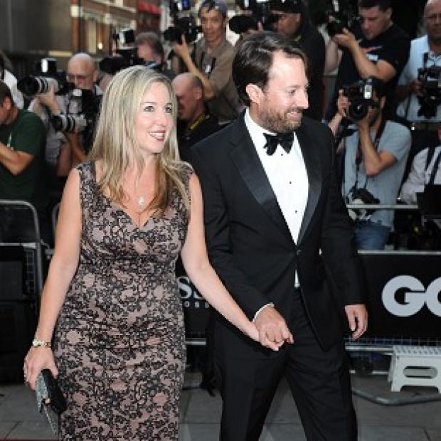 Lancaster And Morecambe Citizen: Victoria Coren Mitchell, pictured with her husband David, pulled off a major poker win