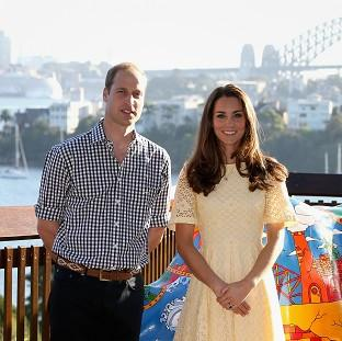 Lancaster And Morecambe Citizen: The Duke and Duchess of Cambridge are on a three-week tour of Australia and New Zealand